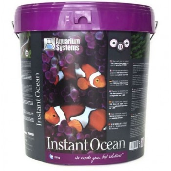 Aquarium Systems Instant Ocean 25 кг