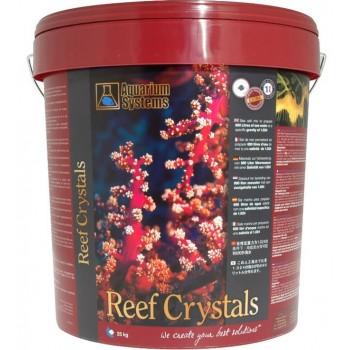 Соль морская Reef Crystals 25кг.