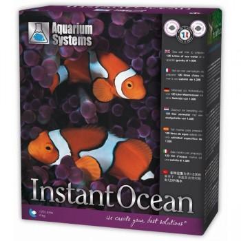 Aquarium Systems Instant Ocean 4 кг