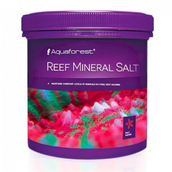 Aquaforest Reef Mineral Salt 400г