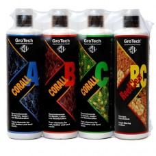 GroTech A,B,C+Rc 500 ml