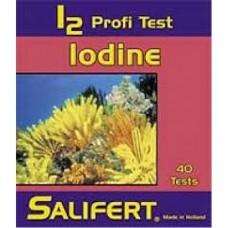Salifert Test I2 йод