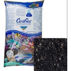 CaribSea Hawaiian Black Reef Sand живой песок 9 кг