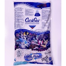 CaribSea Arag-Alive special grade reef sand 1-2мм